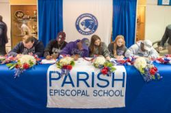 College Signing Day at Parish Episcopal School