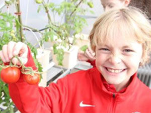 Parish Episcopal Students taste the fruits of their labor through STEM pilot program