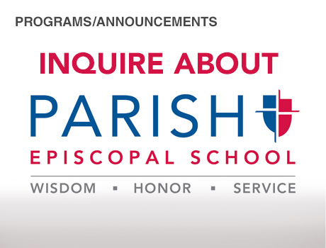 Inquire about Parish