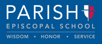 Parish Episcopal School logo